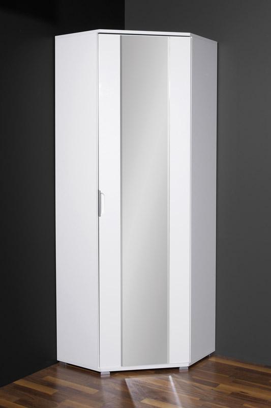 16tlg garderobenprogramm garderobenset mod gm455 anthrazit weiss hochglanz ebay. Black Bedroom Furniture Sets. Home Design Ideas