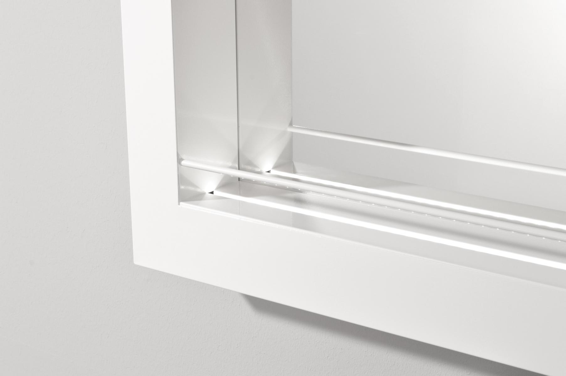 design wandbar wandregal wandregal barregal led beleuchtung mod gm649 weiss. Black Bedroom Furniture Sets. Home Design Ideas