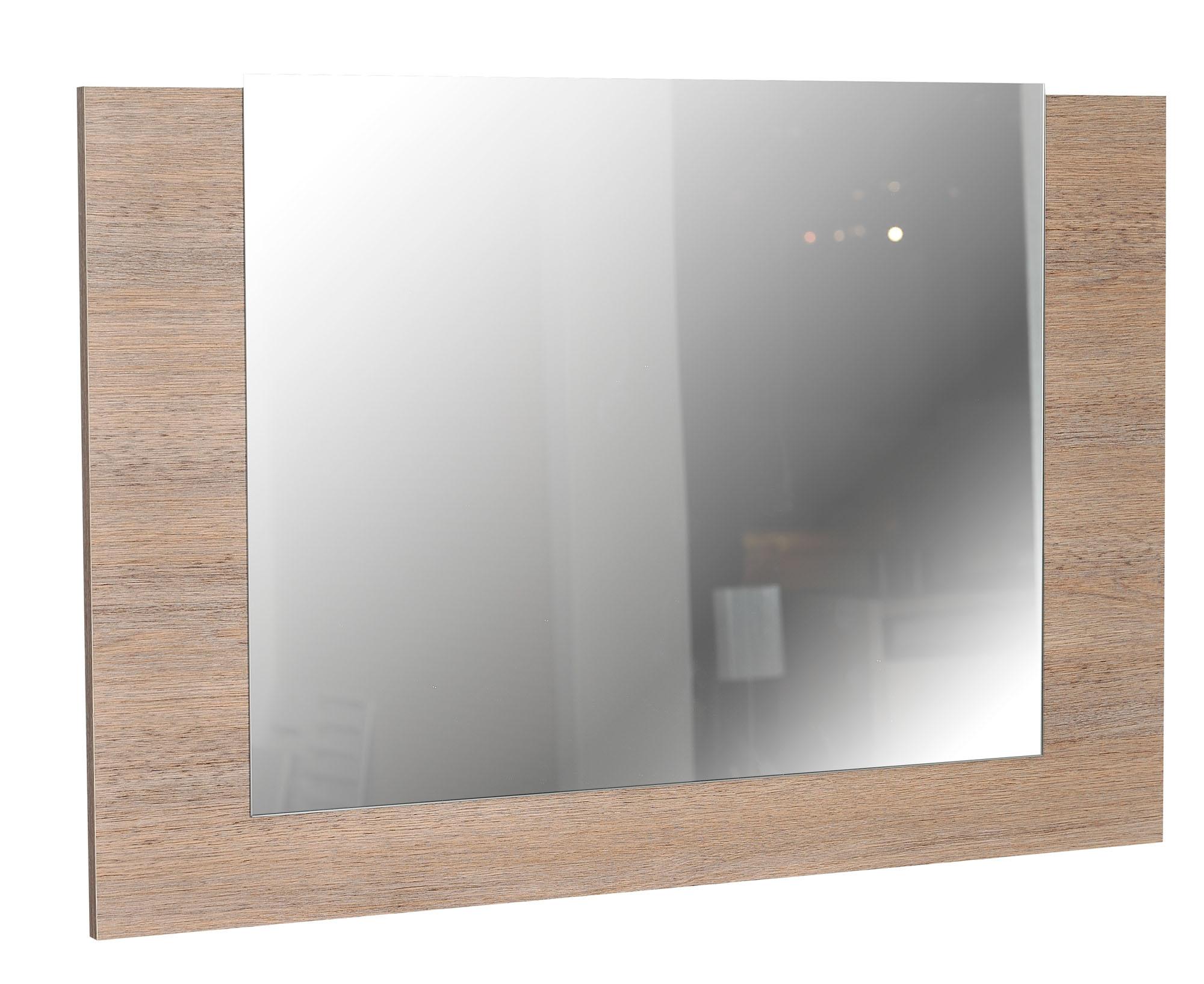 nachtkommode nachtschrank highboard kommode schlafzimmer spiegel eiche creme ebay. Black Bedroom Furniture Sets. Home Design Ideas