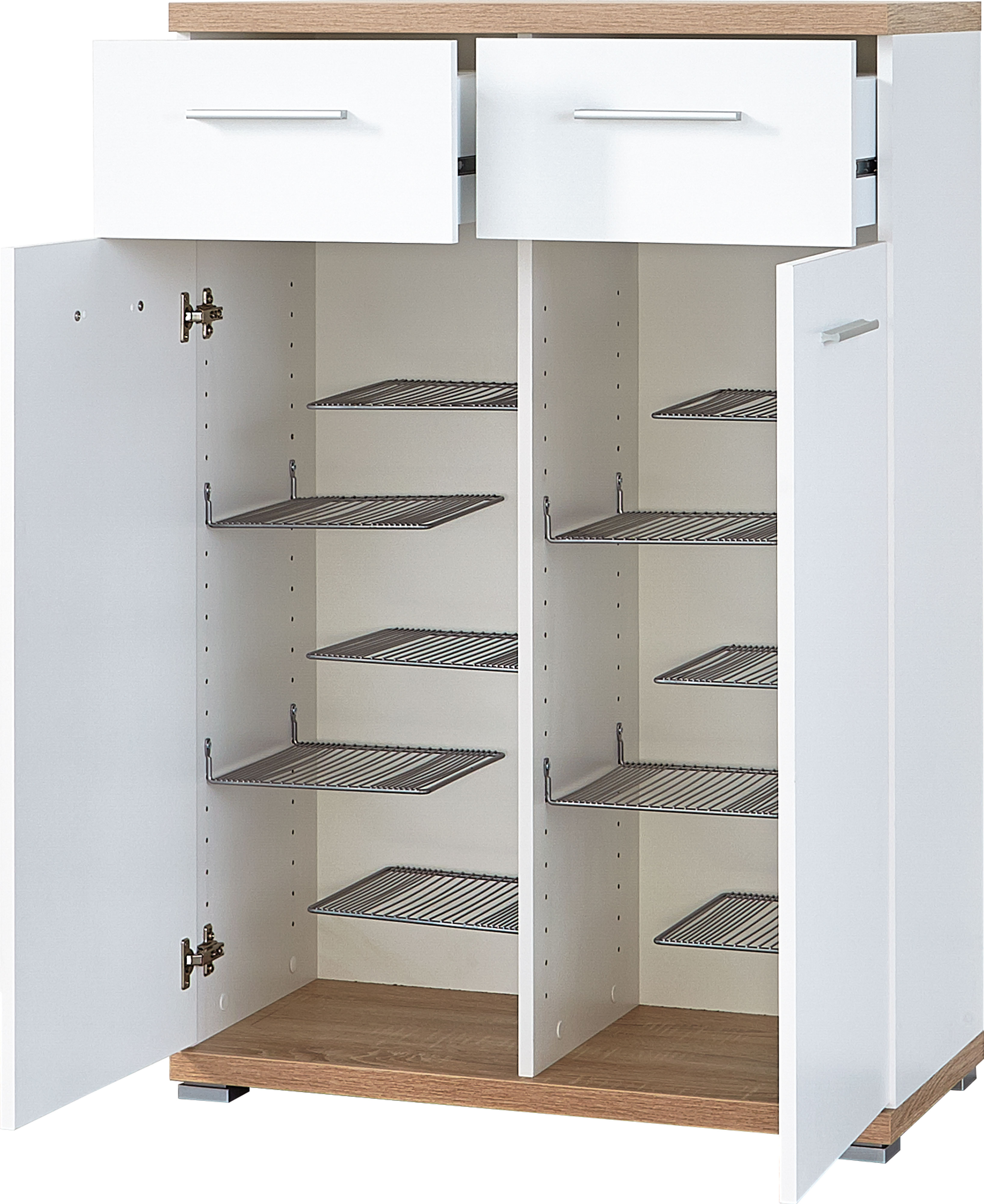 schuhschrank schuhkommode schuhregal ablage mod gm720. Black Bedroom Furniture Sets. Home Design Ideas