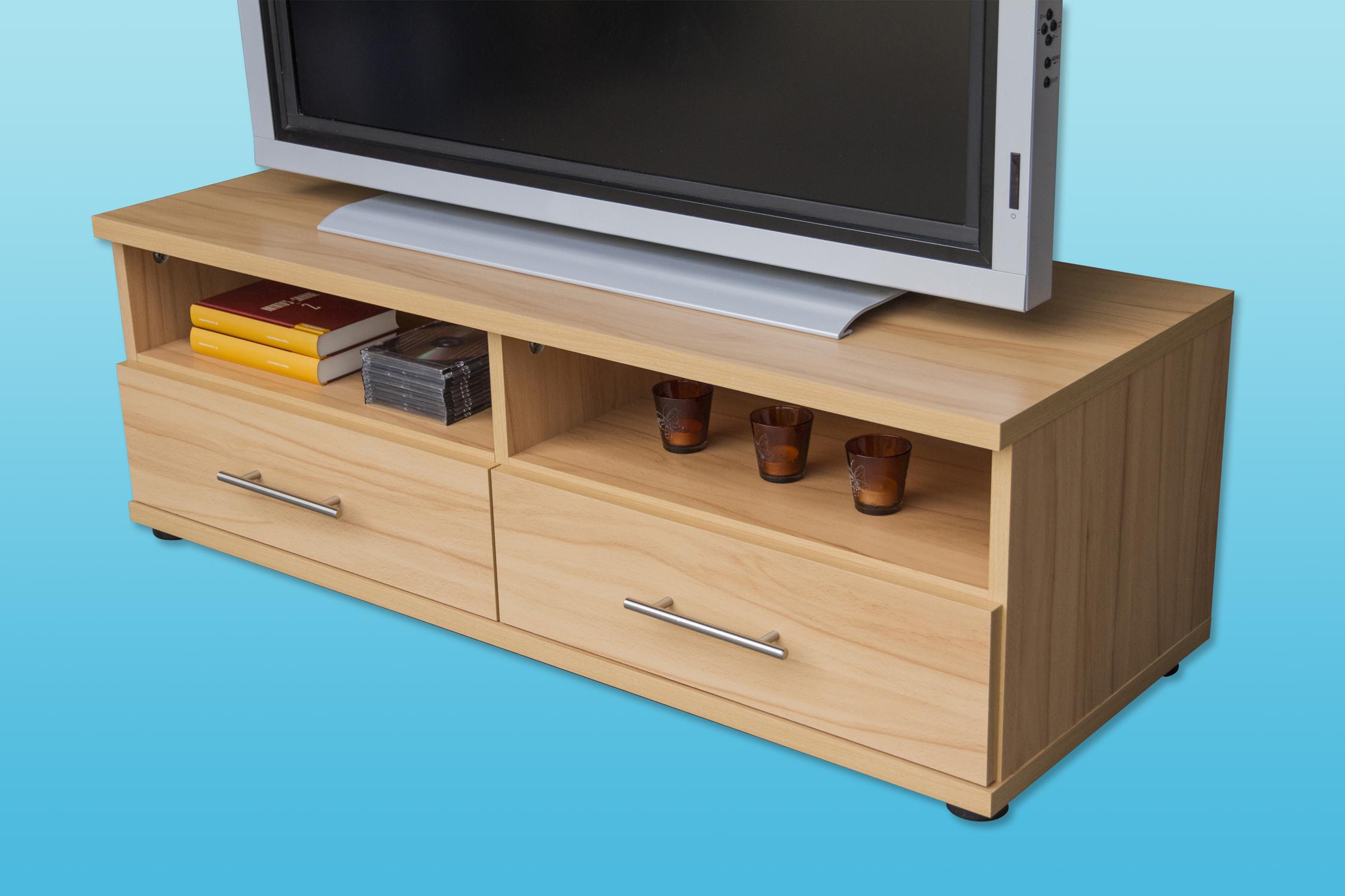 tv lowboard tv schrank mod tv650 kernbuche nussbaum buche hochglanz geseke. Black Bedroom Furniture Sets. Home Design Ideas