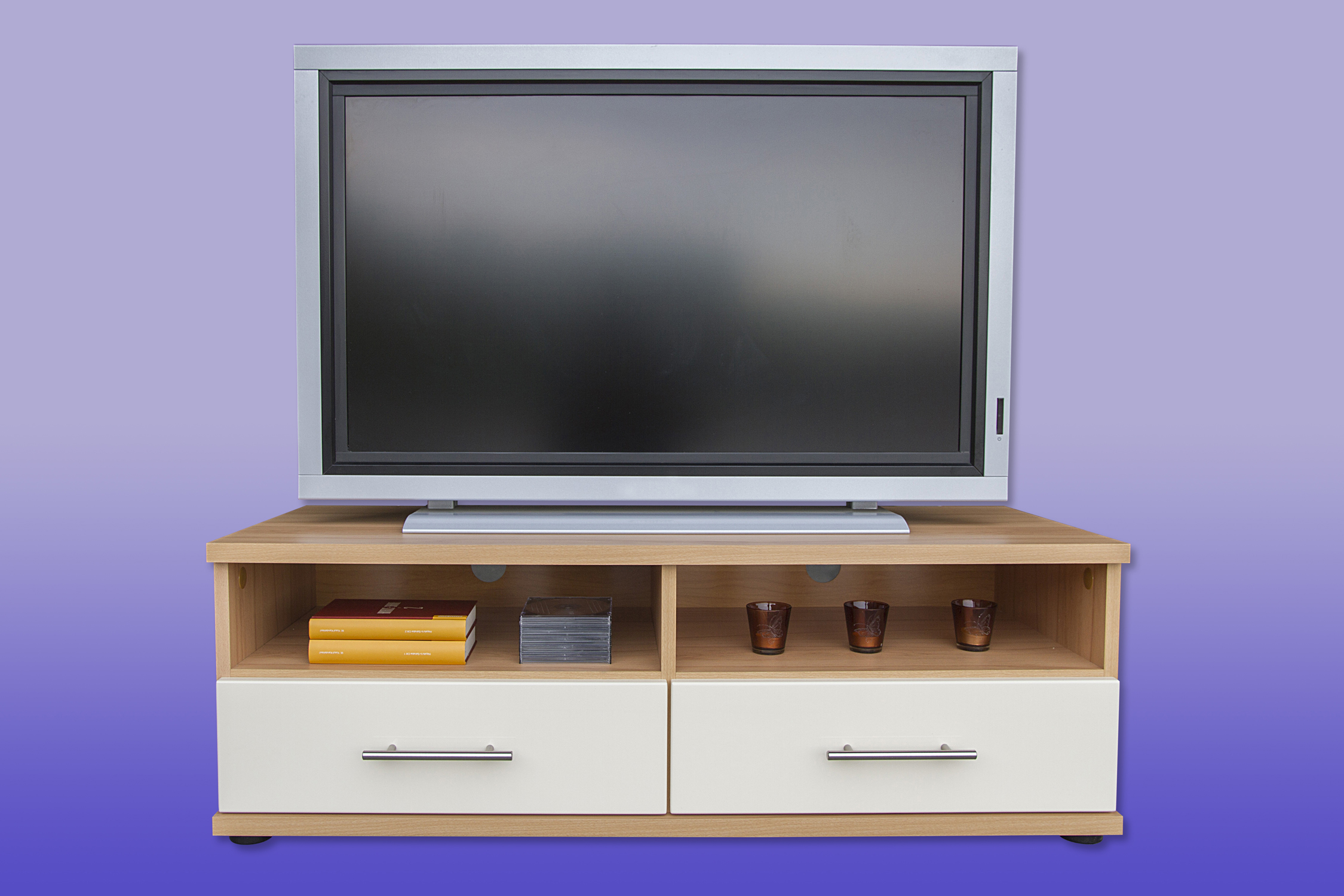 tv lowboard tv schrank mod tv650 kernbuche nussbaum buche. Black Bedroom Furniture Sets. Home Design Ideas