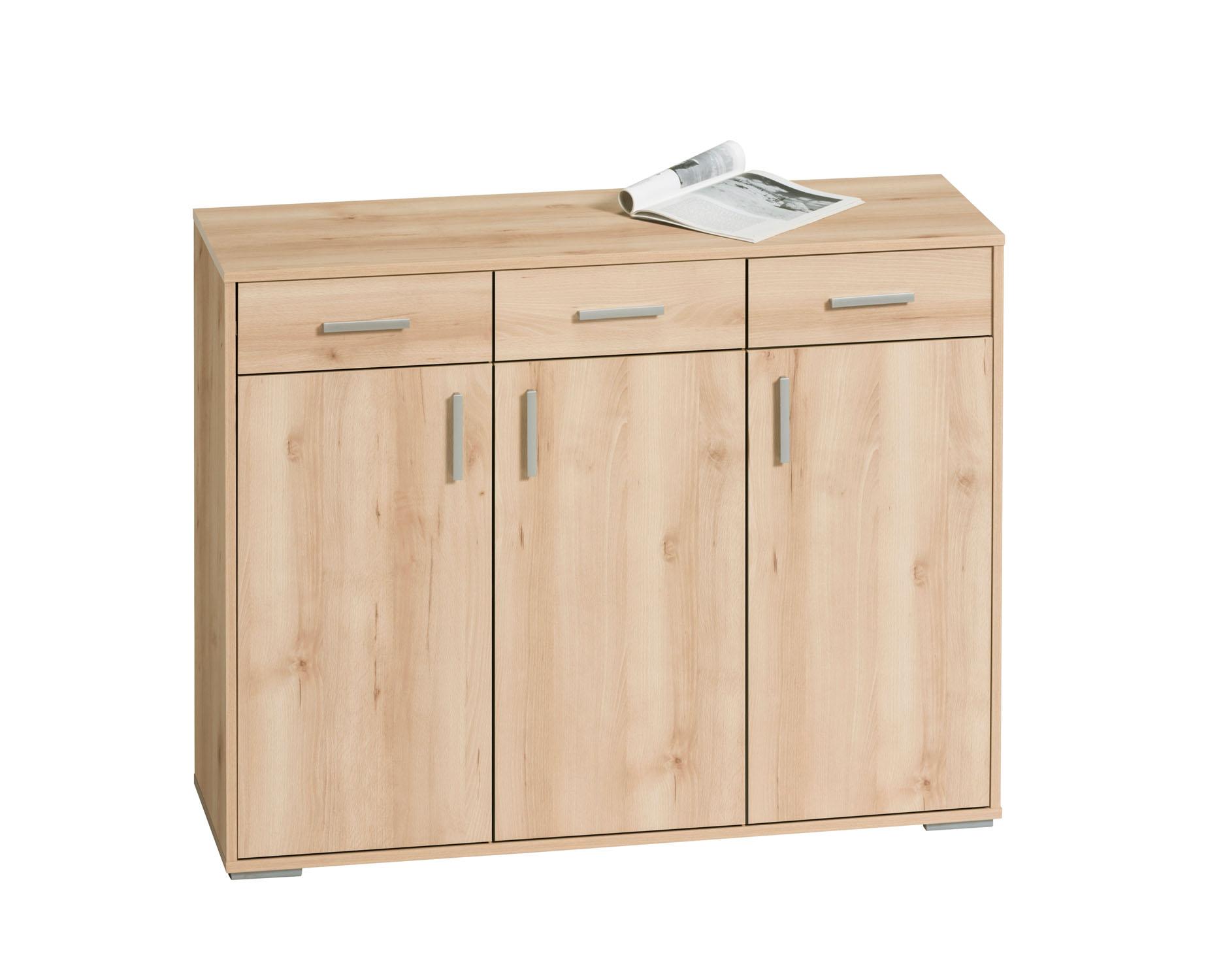 kommode sideboard anrichte aktenschrank flurkommode. Black Bedroom Furniture Sets. Home Design Ideas