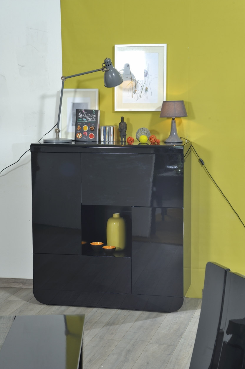 design kommode highboard mehrzweckkommode flurkommode. Black Bedroom Furniture Sets. Home Design Ideas