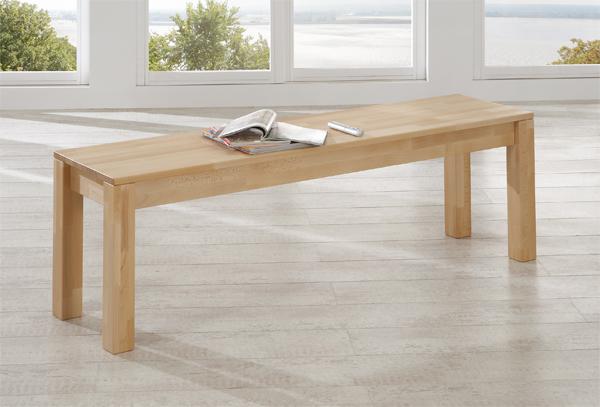 sitzbank esszimmerbank essbank bank buche massiv ge lt mod so158 ebay. Black Bedroom Furniture Sets. Home Design Ideas