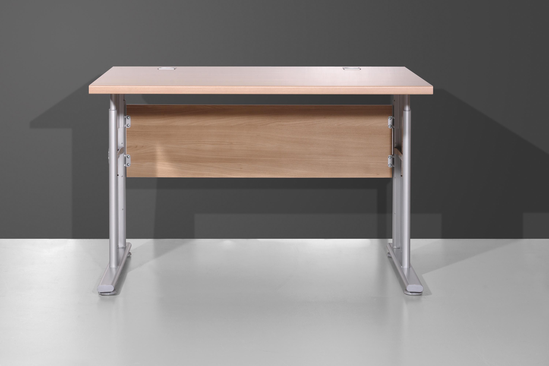 Schreibtisch arbeitstisch b rotisch tisch h henverstellbar for Schreibtisch arbeitstisch