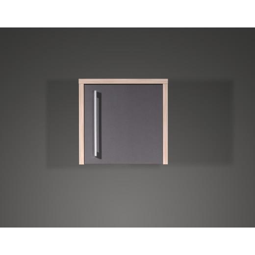 Hängeschrank - Aufsatzschrank Mod.GM114 Anthrazit