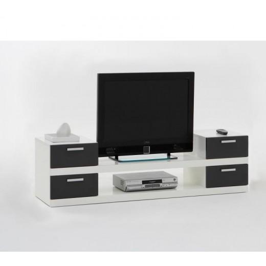 TV Ablage Lowboard Mod.TV624 Anthrazit
