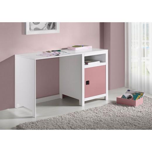 Kinder schreibtisch rosa h c m bel for Schreibtisch rosa