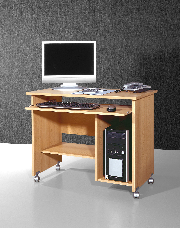 computertisch mod gm101 buche h c m bel. Black Bedroom Furniture Sets. Home Design Ideas