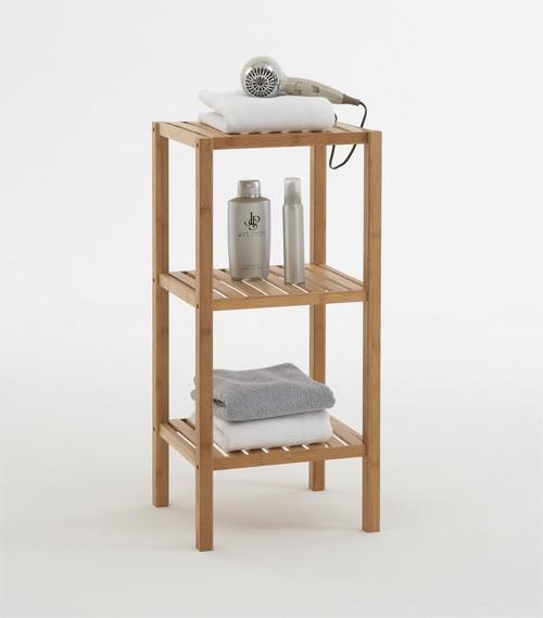 Badregale  Badregal - schöne Badregale online kaufen fürs Badezimmer - H&C Möbel