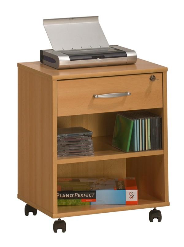 rollcontainer rollwagen mod rw468 b buche h c m bel. Black Bedroom Furniture Sets. Home Design Ideas