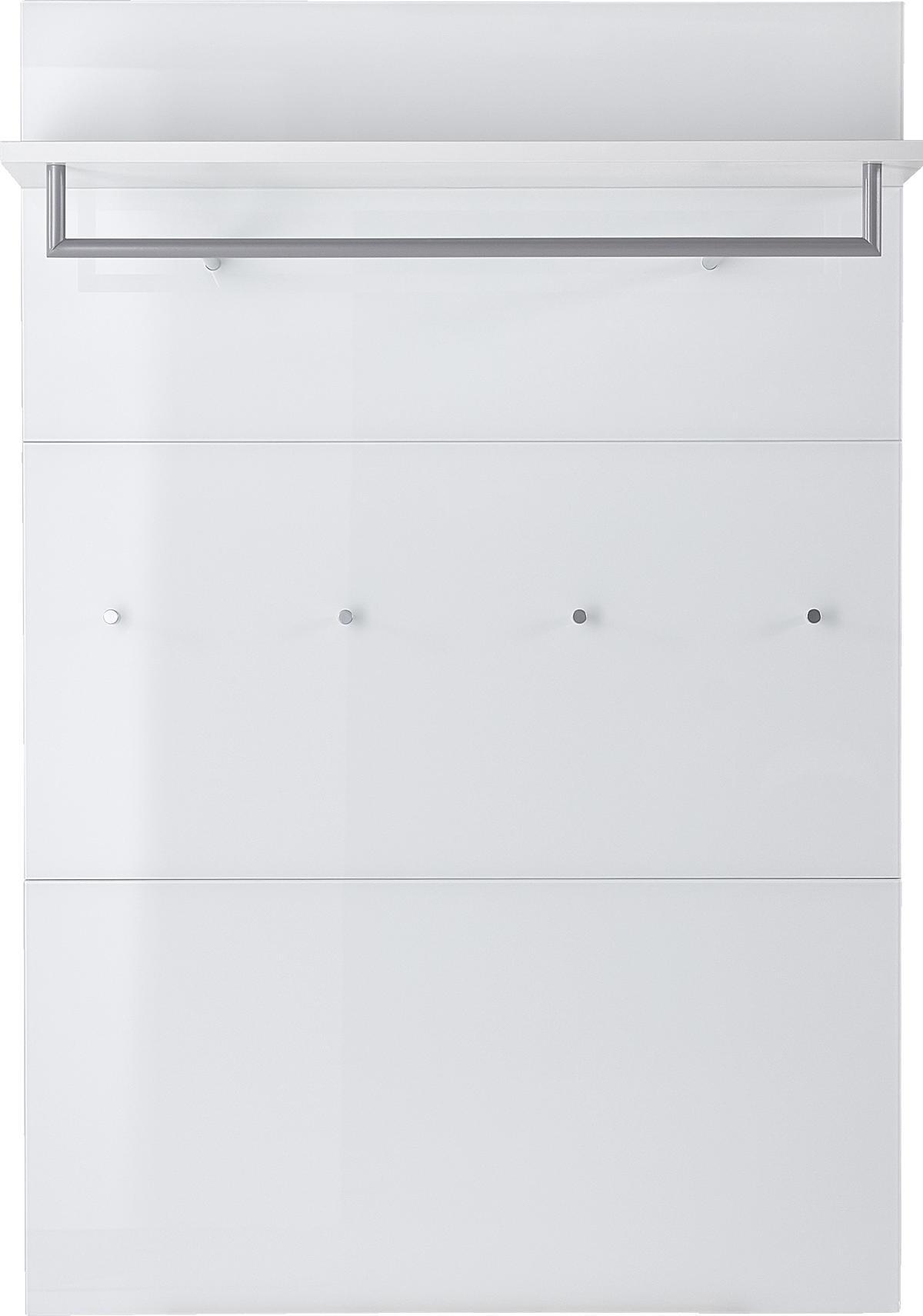 Brilliant Garderobenpaneel Weiß Beste Wahl - Weiß Gm1294. 3763-84_fr_a_cut.jpg