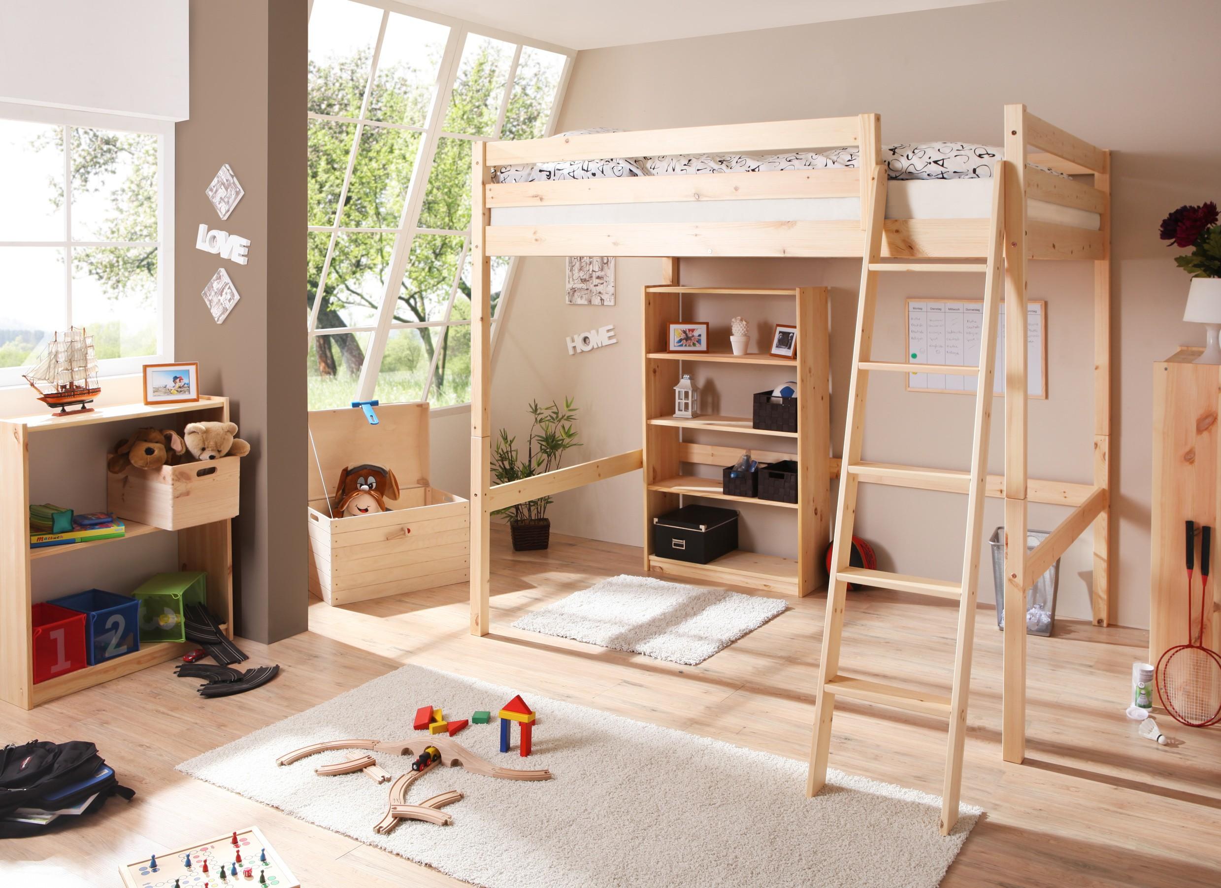 Etagenbett Kinder 140x200 : Hochbetten etagenbetten für kinder online kaufen höffner