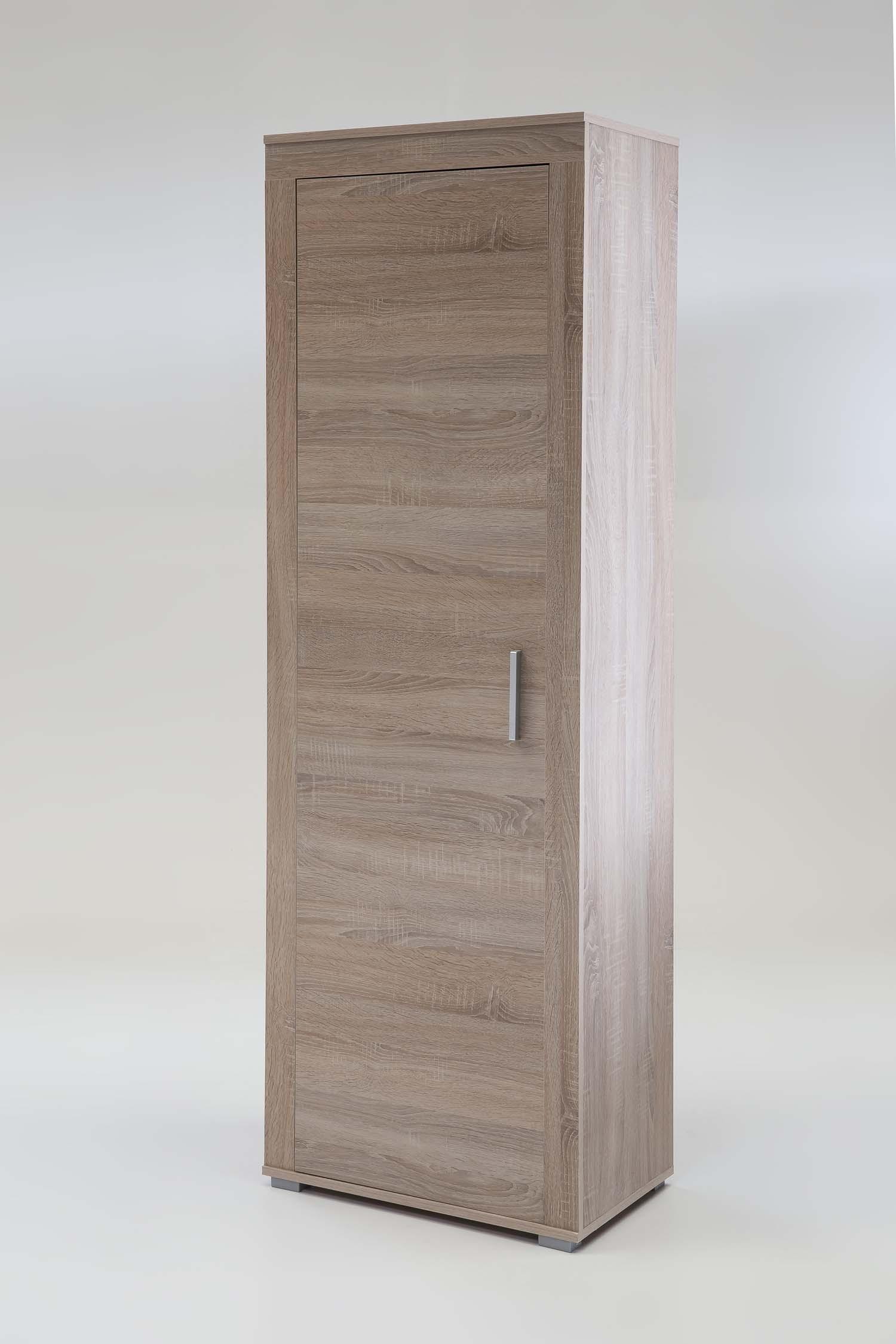 Garderobenschrank Mod W067 Sonoma Eiche H C Mobel