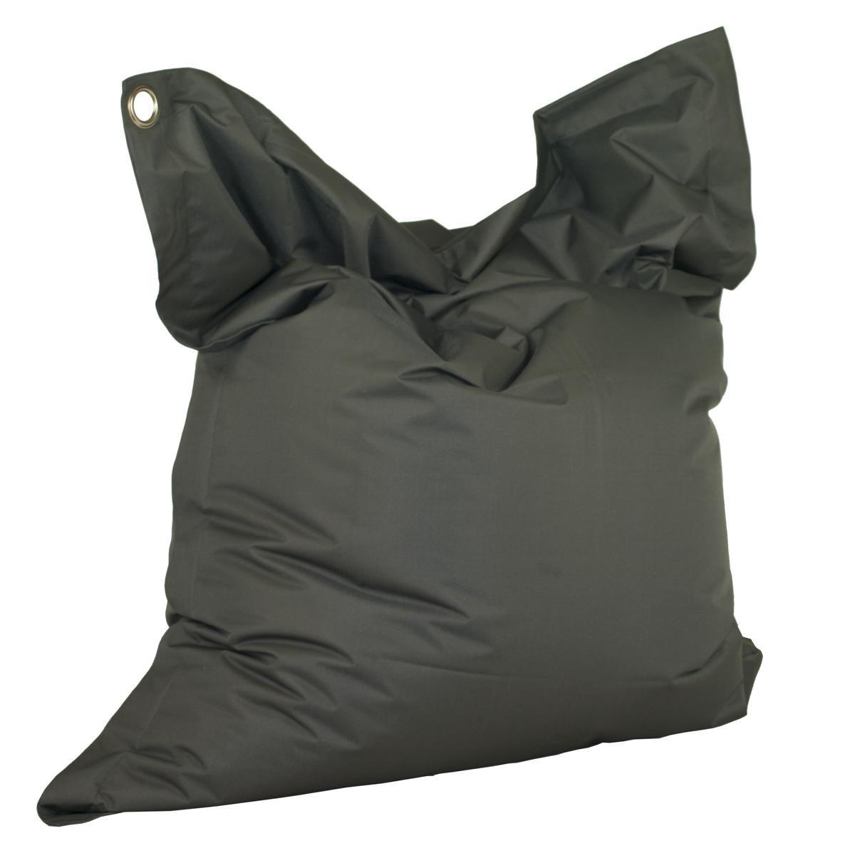 sitzsack big sitting bag oxford mod 1142315 grau h c m bel. Black Bedroom Furniture Sets. Home Design Ideas