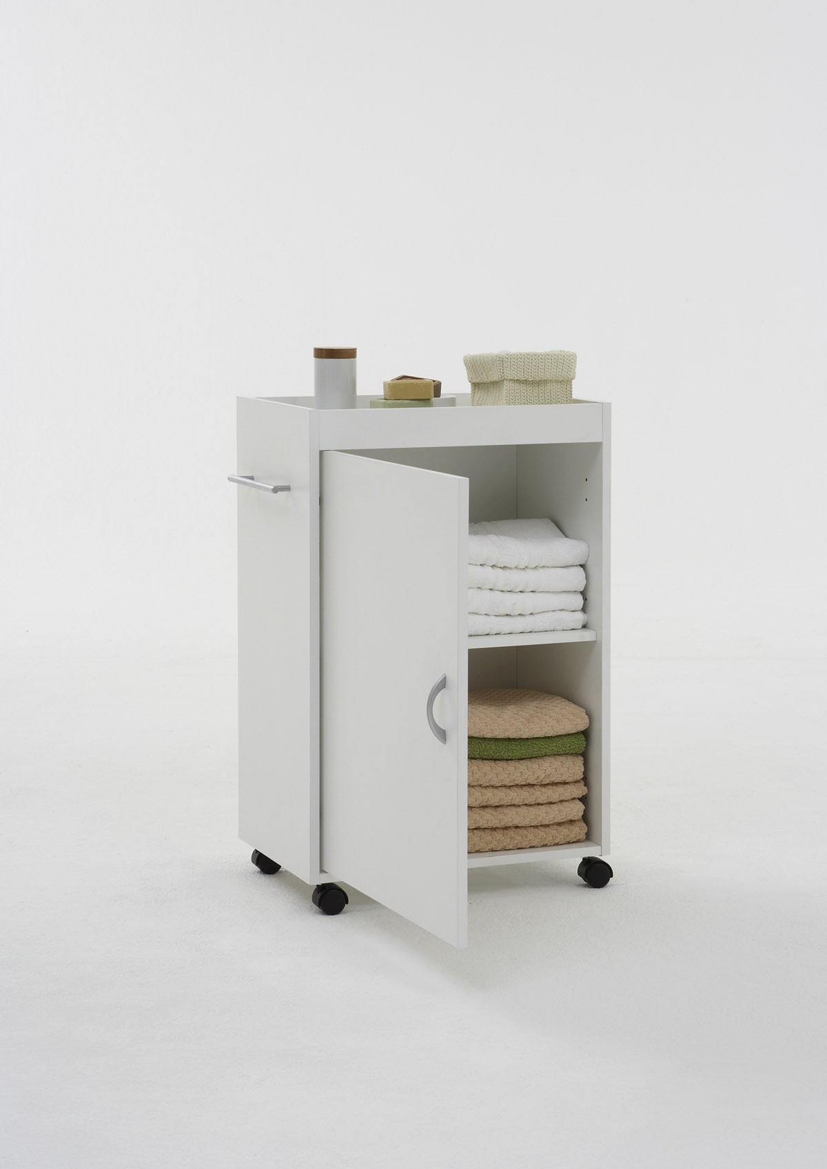 Rollschrank Mod.F912-001 Weiß - H&C Möbel