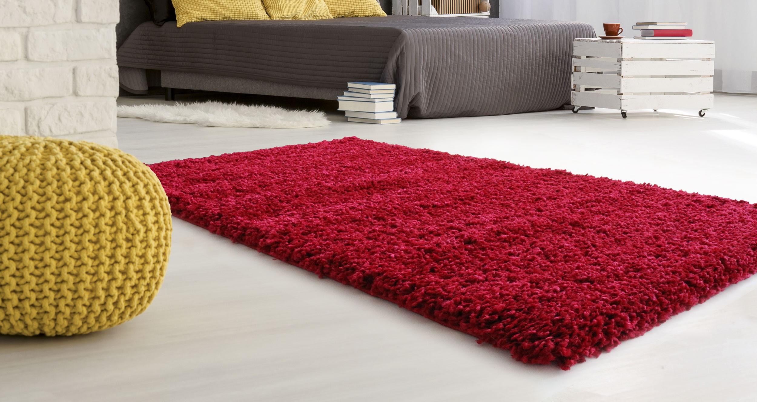 teppich l ufer 160 x 230 rot h c m bel. Black Bedroom Furniture Sets. Home Design Ideas