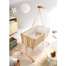 Babywiege Mod.815989 Kiefer Natur