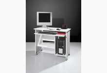 Computertisch Mod.GM102 Weiss