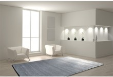 Teppich 120 x 170 cm Mod.1000A Grau