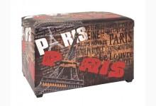 Sitztruhe Mod. 30982 Paris-Design