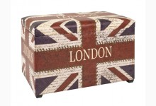 Sitztruhe Mod. 30984 London-Design