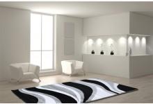 Teppich 160 x 230 cm Mod.5064A Grau