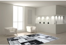 Teppich 160 x 230 cm Mod.5082 Grau