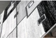 Teppich Läufer 80 x 300 cm Mod.5082 Grau