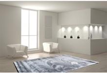 Teppich 120 x 170 cm Mod.5177 Grau