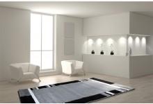 Teppich 120 x 170 cm Mod.6291A Grau