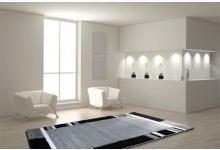 Teppich 160 x 230 cm Mod.6291A Grau