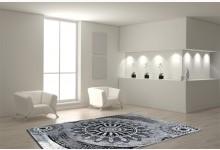 Teppich 120 x 170 cm Mod.6447 Grau