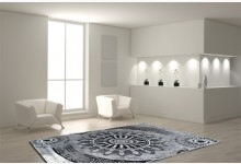 Teppich 200 x 290 cm Mod.6447 Grau