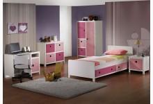 Kinderzimmer Mod.800381 Rosa