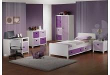 Kinderzimmer Mod.800398 Lila