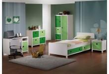 Kinderzimmer Mod.800411 Grün