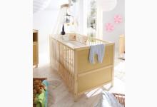 Babybett Mod.815965 Kiefer Natur