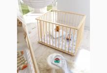 Baby Laufstall Mod.816016 Kiefer Natur