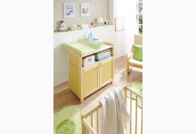 Baby Wickelkommode Mod.836212 Kiefer Natur