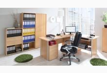 Büro- & Arbeitszimmer 5-teilig Smallset Mod.839619 Buche Natur