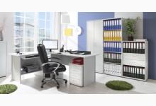 Büro- & Arbeitszimmer 5-teilig Smallset Mod.839633 Lightgrey