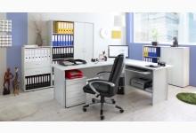 Büro- & Arbeitszimmer 7-teilig Bigset Mod.839640 Lightgrey