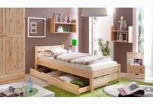 Einzelbett 90x200 Mod.855749 Kiefer Natur