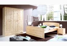 Einzelbett 140x200 Mod.855800 Kiefer Natur