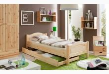 Einzelbett 100x200 Mod.855831 Kiefer Natur