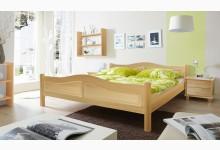 Doppelbett 180x200 Mod.855855 Kiefer Natur