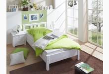 Einzelbett 90x200 Mod.877895 Kiefer Weiss