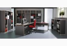 Büro- & Arbeitszimmer 20-teilig Mod.GM112 Anthrazit